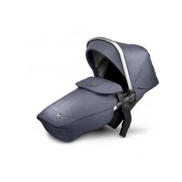 Silver Cross Wave Tandem Seat Unit Midnight Blue