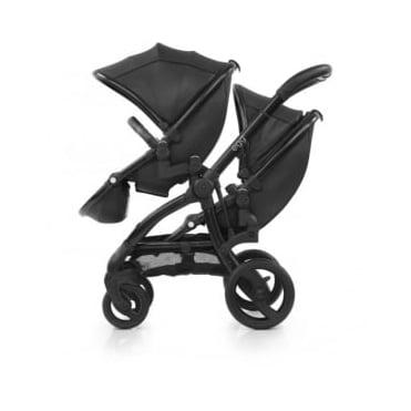 Egg Tandem Stroller Jurassic Black Special Edition