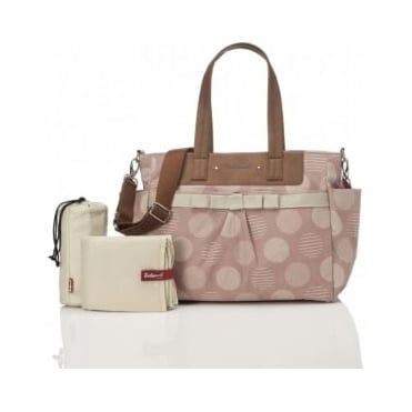 Babymel Cara Changing Bag Retro Oyster