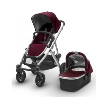 Uppababy Vista 2017 3 in 1 Pram