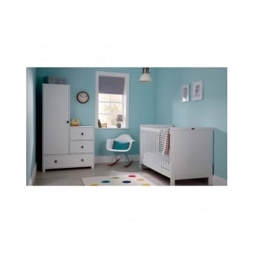 Silver Cross Soho Nursery Furniture Set