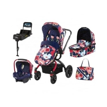 Cosatto Ooba 3in1 Travel System + Base