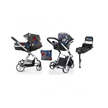 Cosatto Woop Isofix Travel System & Accessories Bundle
