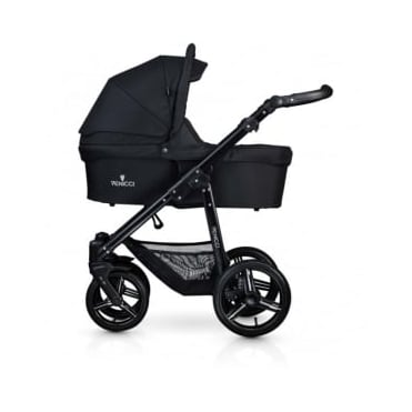 Venicci Soft All In One Pram - Black
