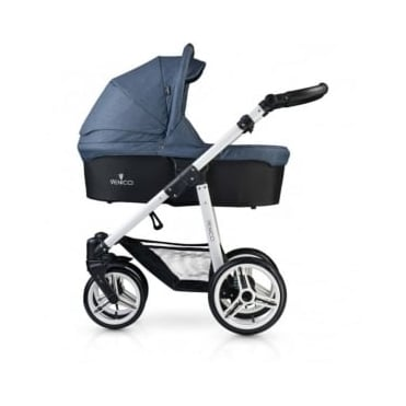 Venicci Soft All In One Pram - Denim Blue