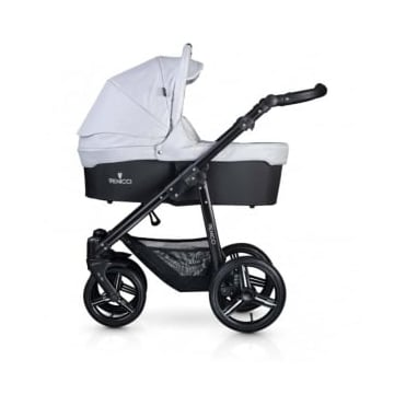Venicci Soft All In One Pram - Light Grey