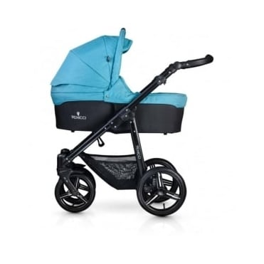 Venicci Soft All In One Pram - Denim Sky