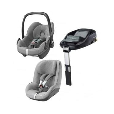 Maxi Cosi Pebble Car Seat Mega Deal