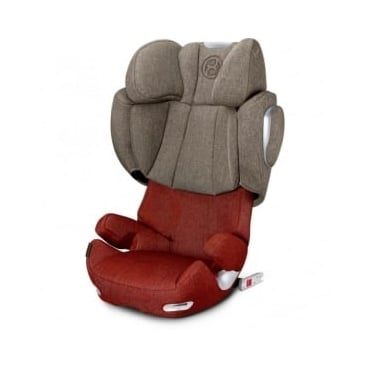 Cybex Solution Q3 Fix Plus Car Seat