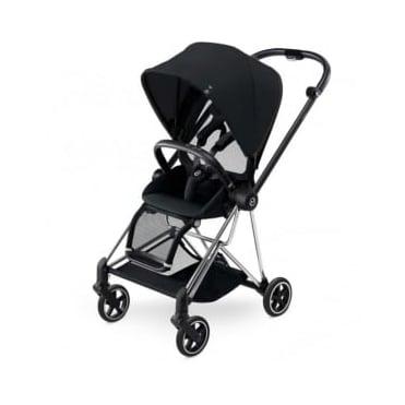 Cybex Mios Stroller - Chrome