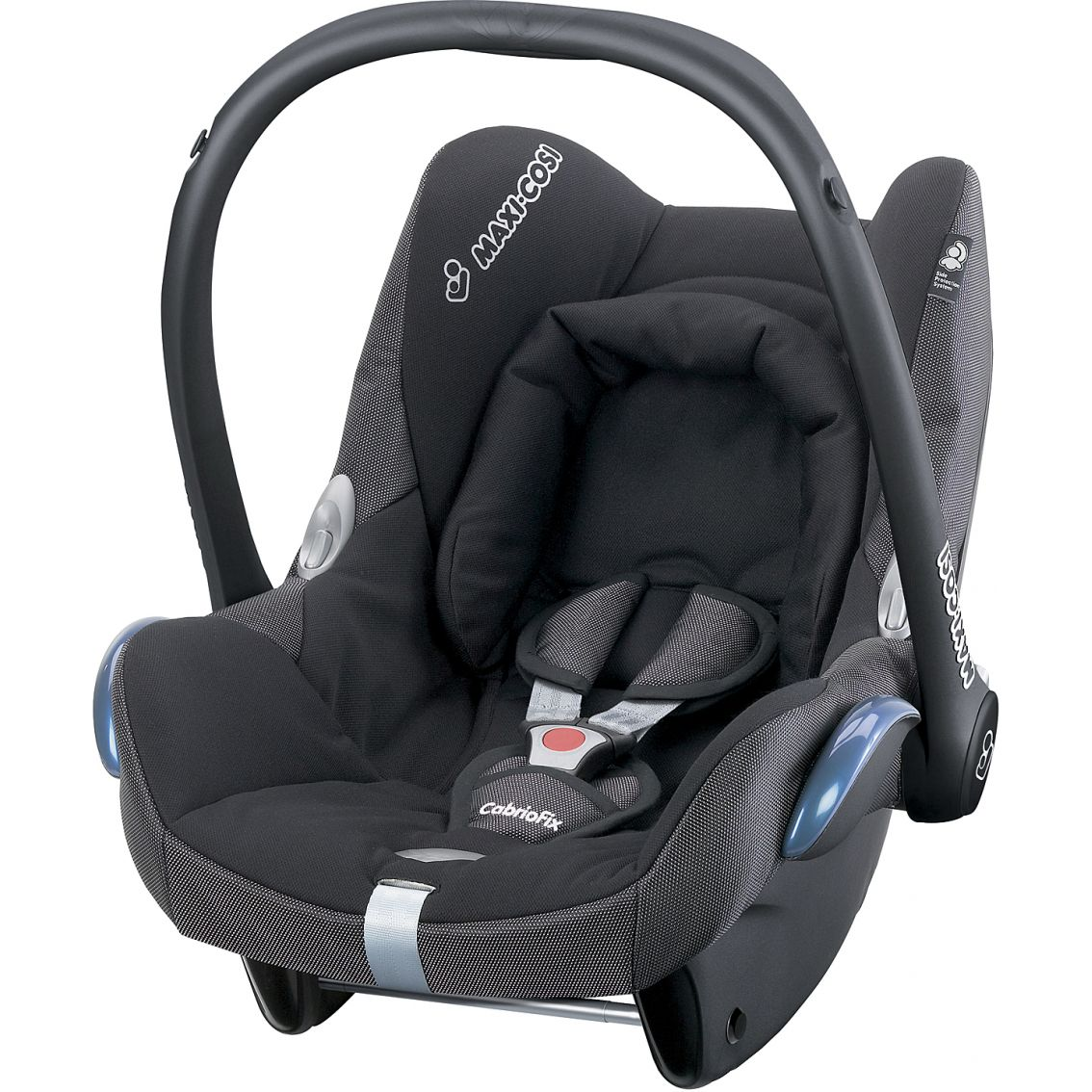 Maxi cosi cabriofix car seat available from w h watts pram for Maxi cosi housse