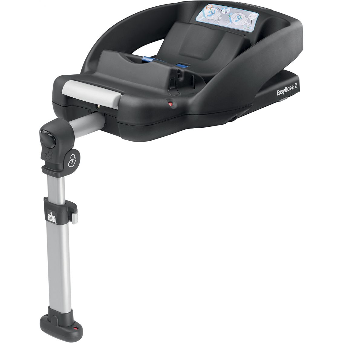 maxi cosi easybase 2 car seat base available at w h watts pram shop. Black Bedroom Furniture Sets. Home Design Ideas