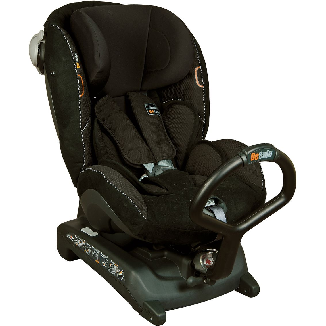 besafe izi combi isofix car seat. Black Bedroom Furniture Sets. Home Design Ideas