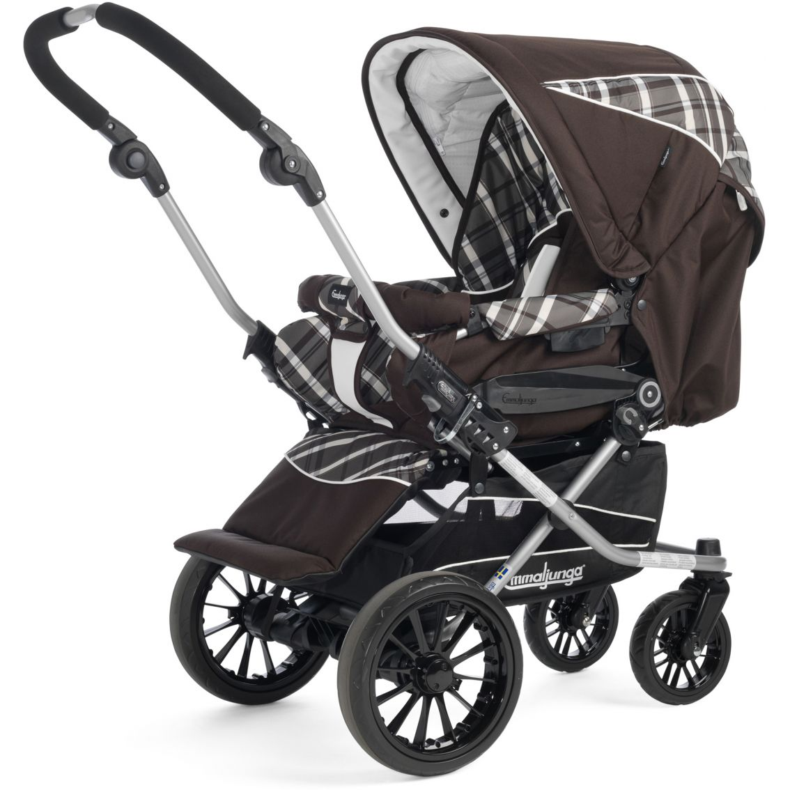 Emmaljunga Nitro Pushchair Emmaljunga At W H Watts Pram Shop