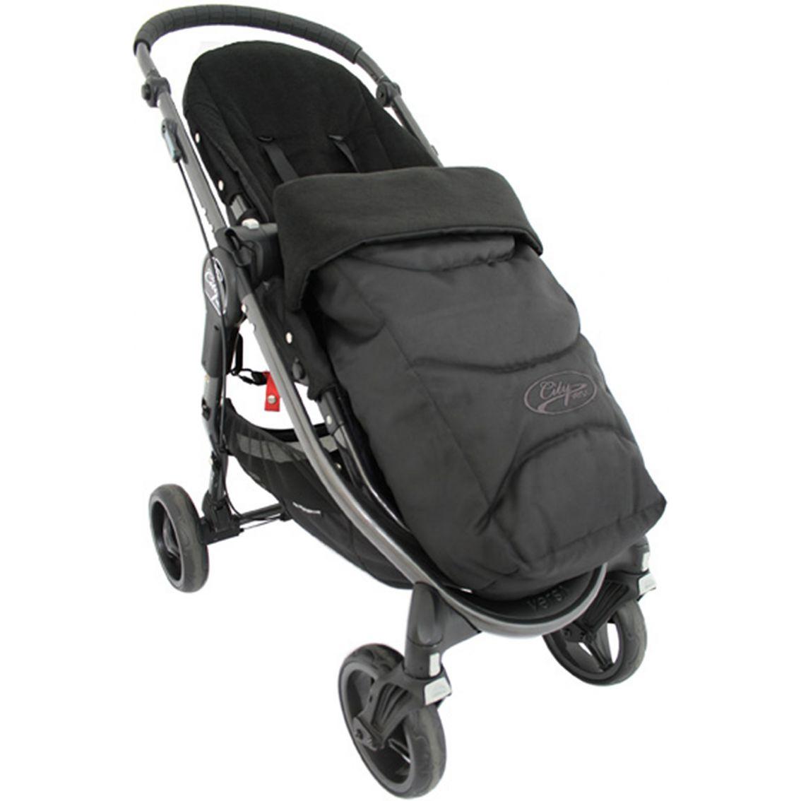 Baby Jogger City Versa Footmuff Black