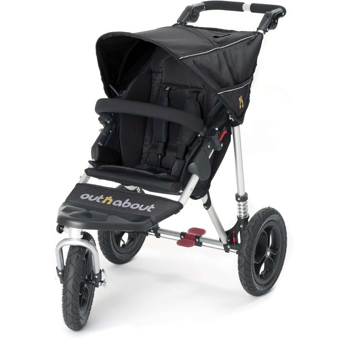 out n about out 39 n 39 about nipper single 360 v3 pushchair. Black Bedroom Furniture Sets. Home Design Ideas