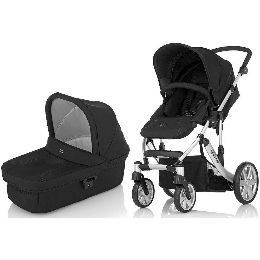 britax b smart 4 3 in 1 pram pushchair stroller buggy. Black Bedroom Furniture Sets. Home Design Ideas