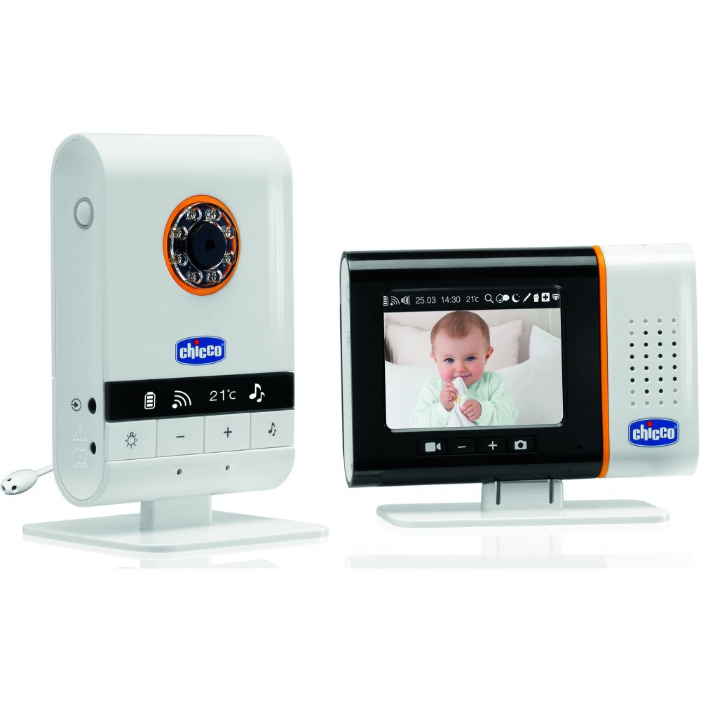 chicco top digital video baby monitor chicco monitors at w h watts. Black Bedroom Furniture Sets. Home Design Ideas