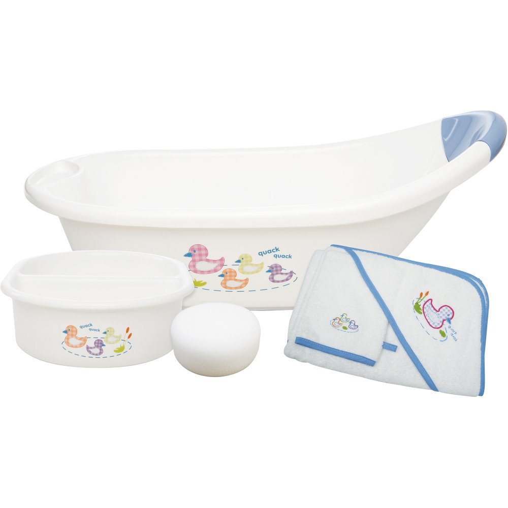Baby Gift Bath Sets : The neat nursery quack ergo baby bath gift set