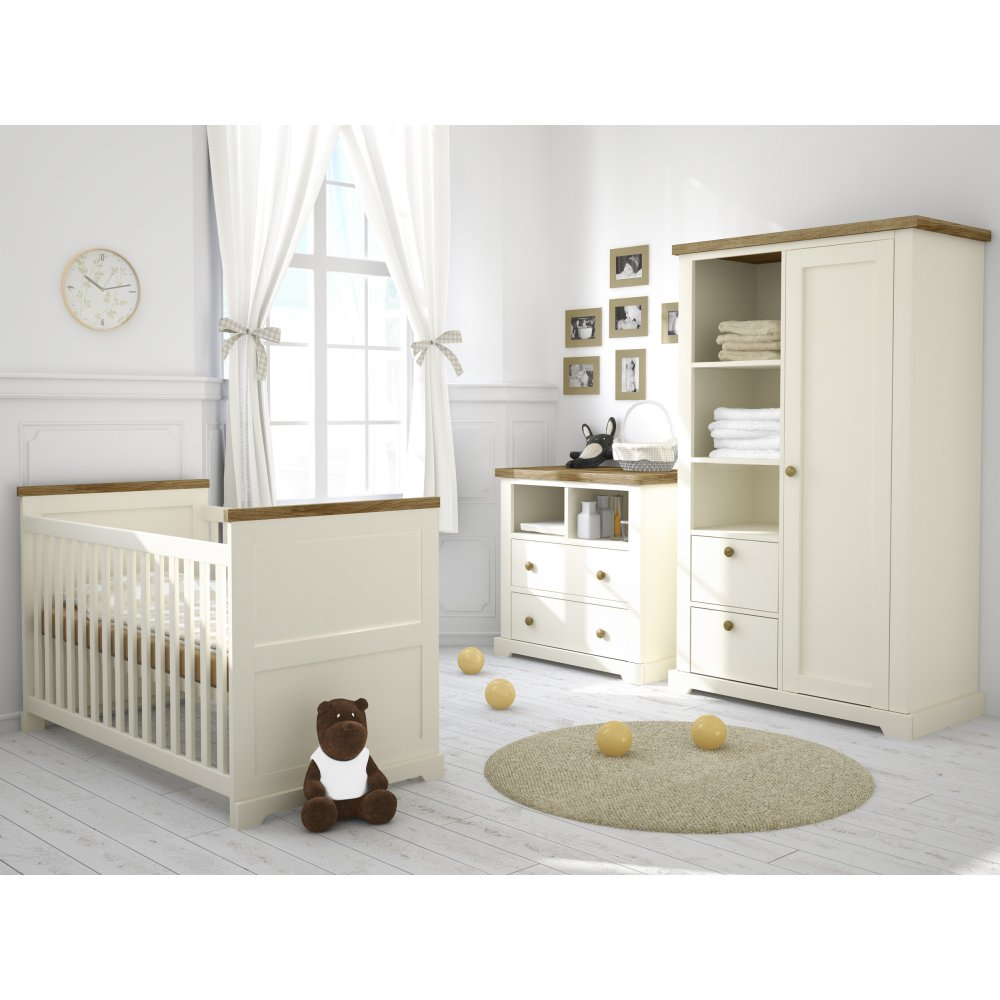 Nursery Furniture : ... Furniture › Nursery sets › Petite Dreams Siesta Nursery Furniture