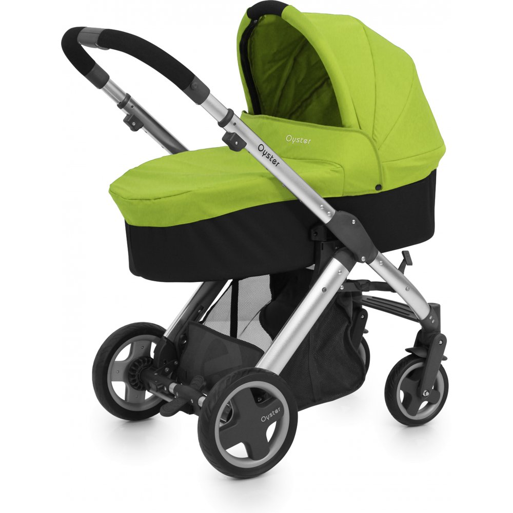 Oyster Vacation: Babystyle Oyster 3 In 1 Pram