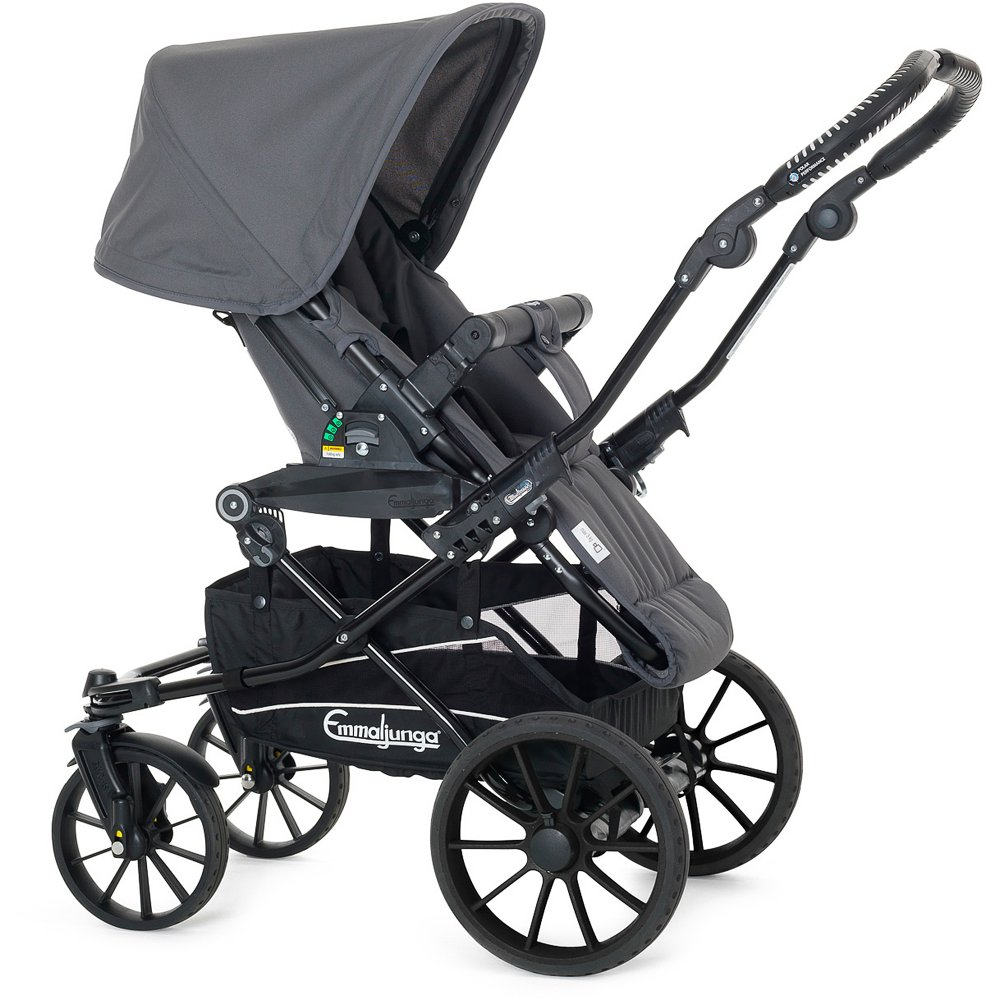 Home › Out & About › 2 in 1 Prams & Pushchairs › Emmaljunga ...