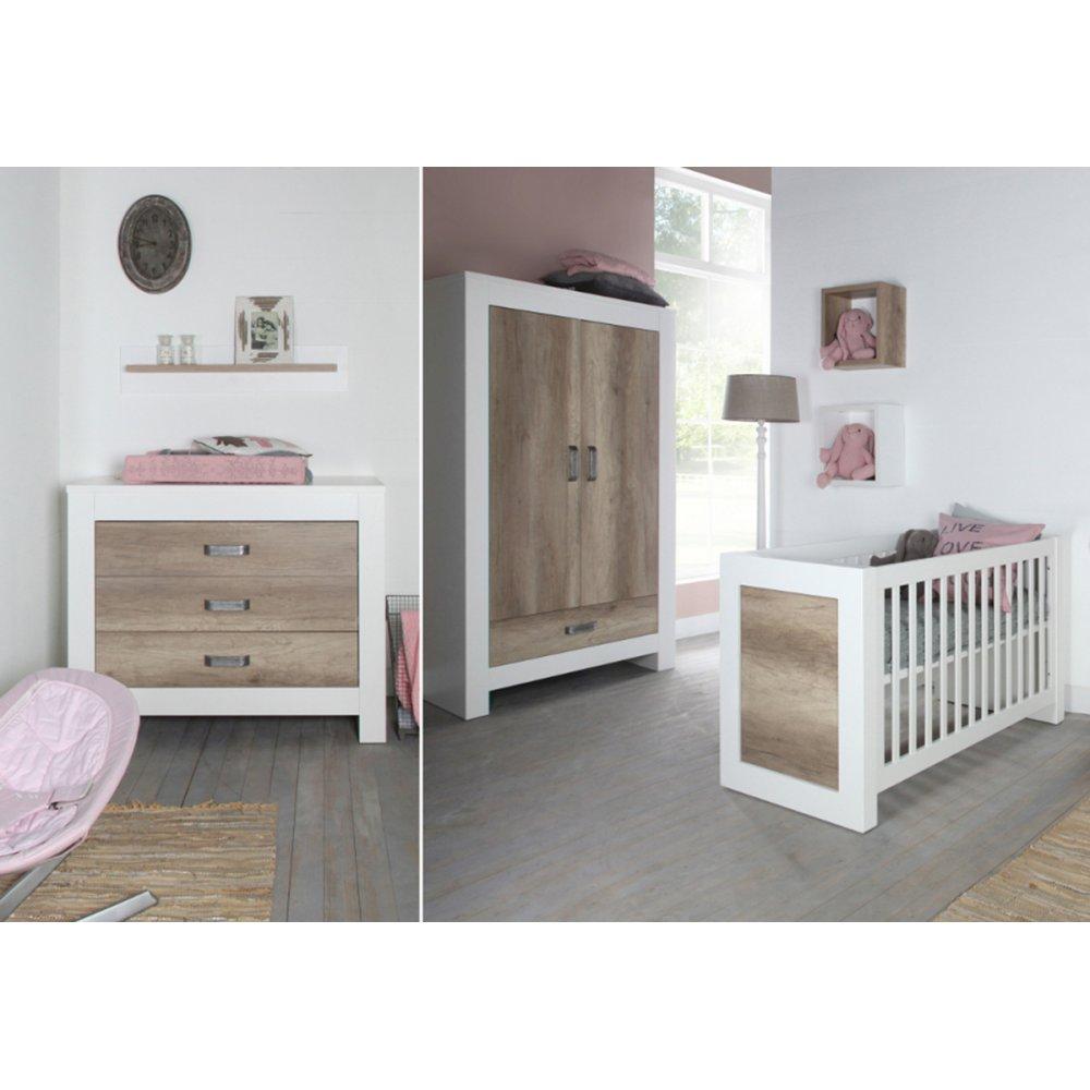 kidsmill costa nursery furniture set. Black Bedroom Furniture Sets. Home Design Ideas