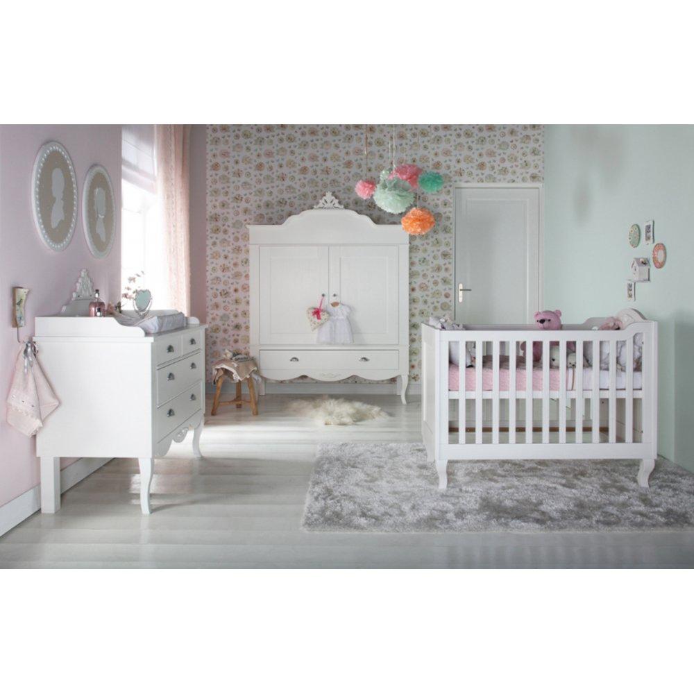kidsmill romance nursery furniture set. Black Bedroom Furniture Sets. Home Design Ideas