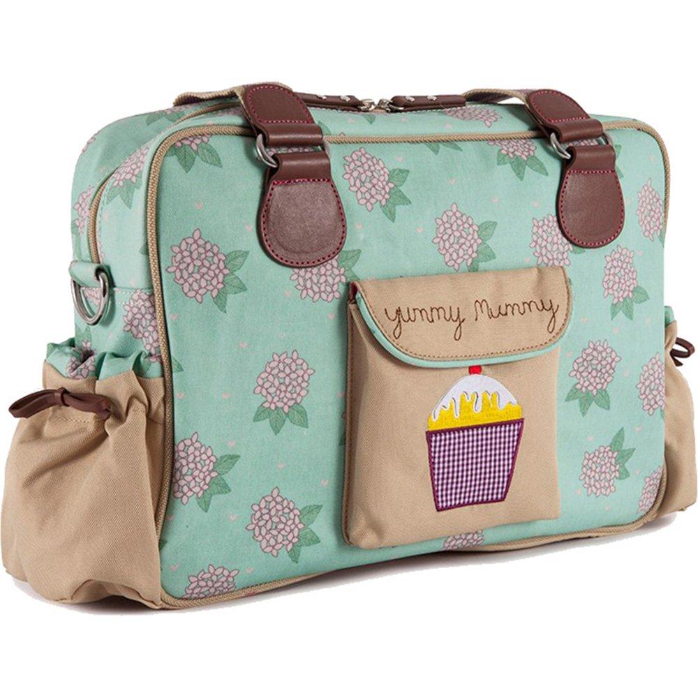 pink lining yummy mummy hydrangea changing bag. Black Bedroom Furniture Sets. Home Design Ideas