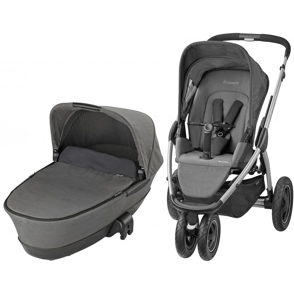 maxi cosi mura plus 3 in 1 pram available at w h watts. Black Bedroom Furniture Sets. Home Design Ideas
