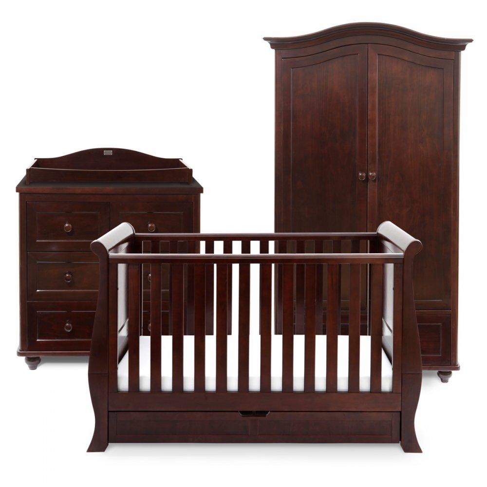 silver cross dorchester nursery furniture set. Black Bedroom Furniture Sets. Home Design Ideas