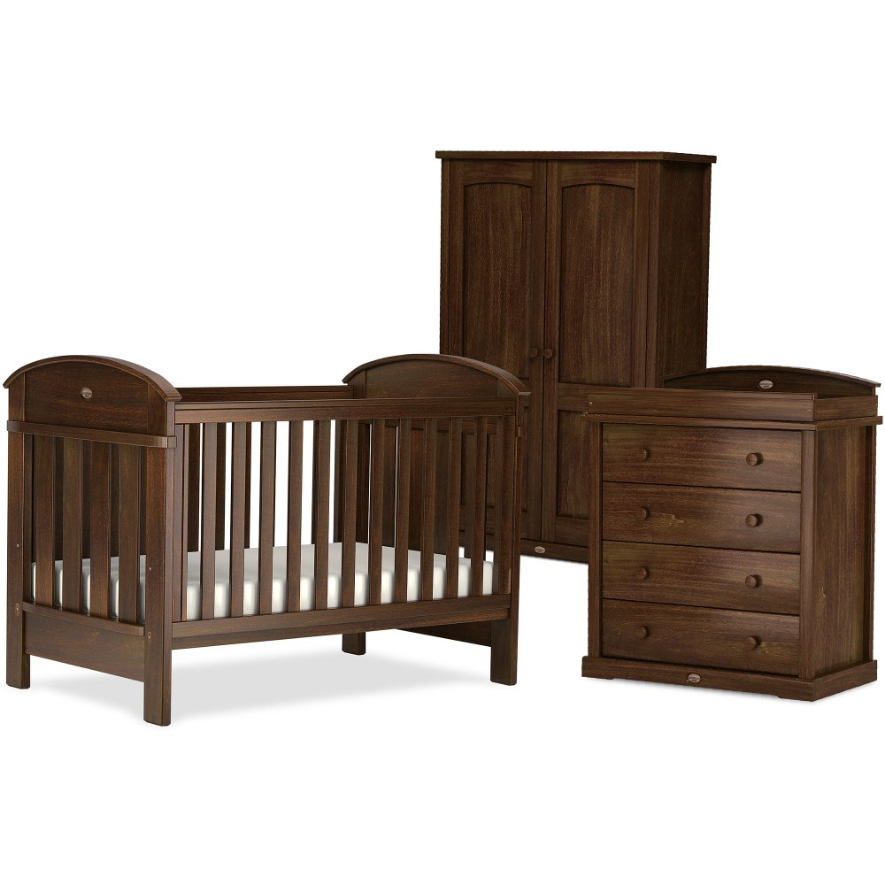 Boori Madison 3 Piece Nursery Furniture Set Available From W H Watts