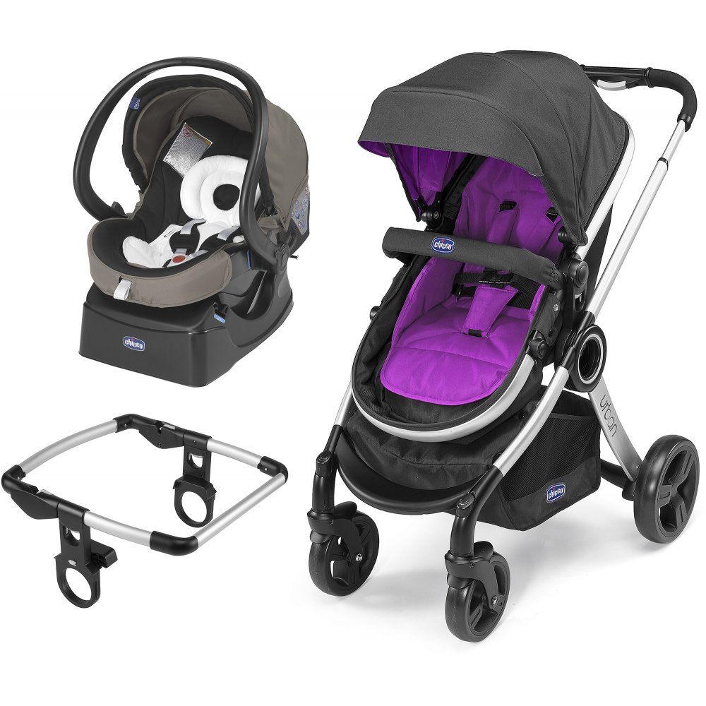 chicco urban pram pushchair travel system colour pack car seat adapter. Black Bedroom Furniture Sets. Home Design Ideas