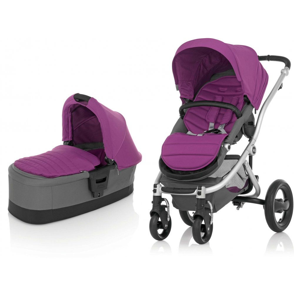 britax affinity package pram pushchair carrycot. Black Bedroom Furniture Sets. Home Design Ideas