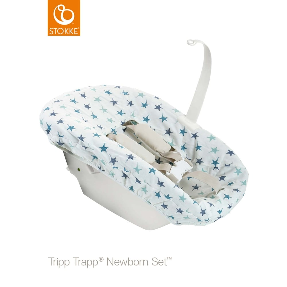 stokke tripp trapp newborn set available at w h watts pram store. Black Bedroom Furniture Sets. Home Design Ideas