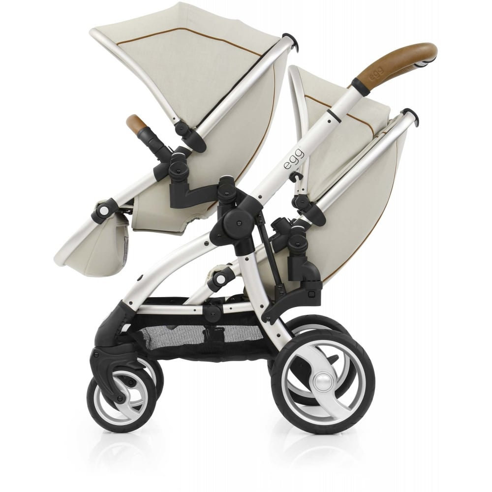 Egg Tandem Stroller Prosecco Available From W H Watts Pram ...