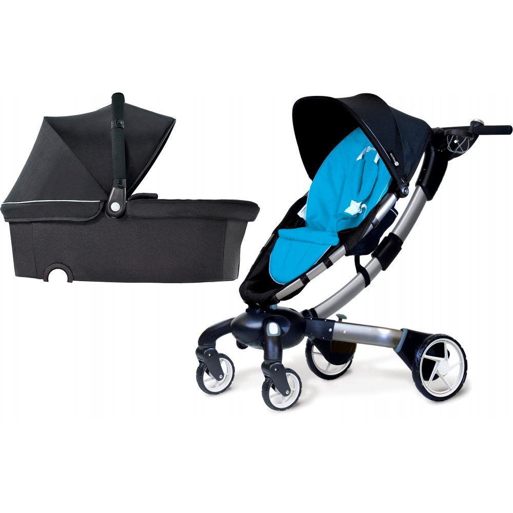 Baby Gizmo Spotlight Review: 4Moms Origami Stroller | 1000x1000