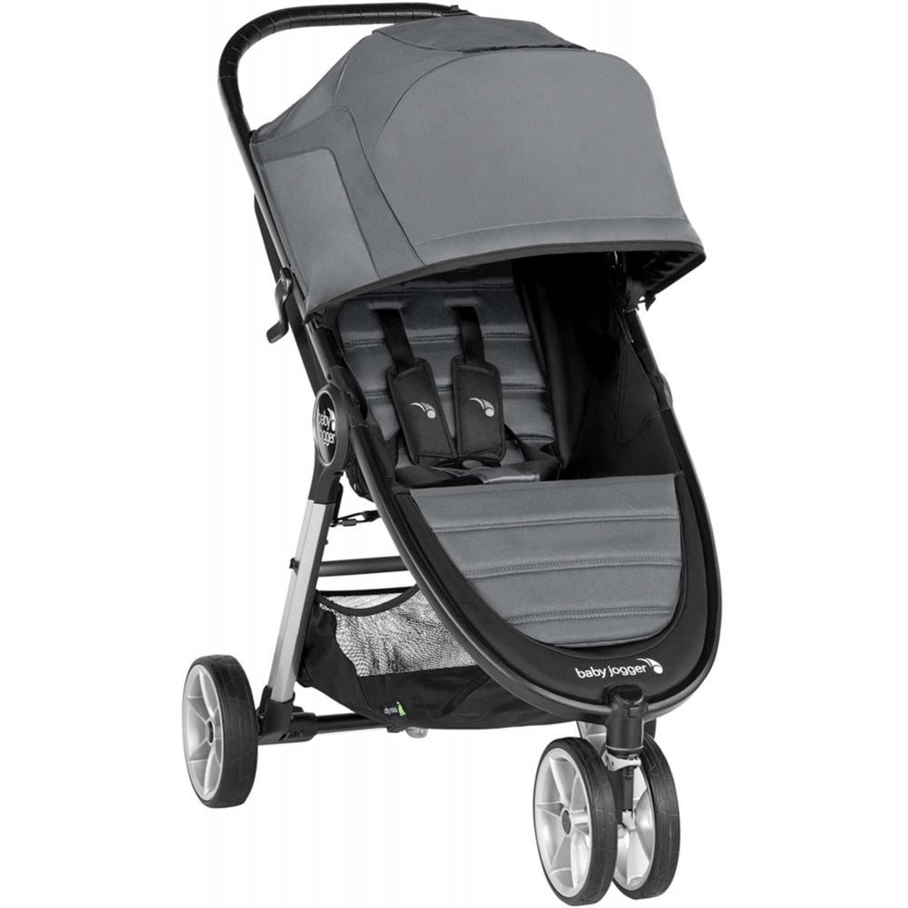 Baby Jogger City Mini Single 2 Stroller Slate From W H ...