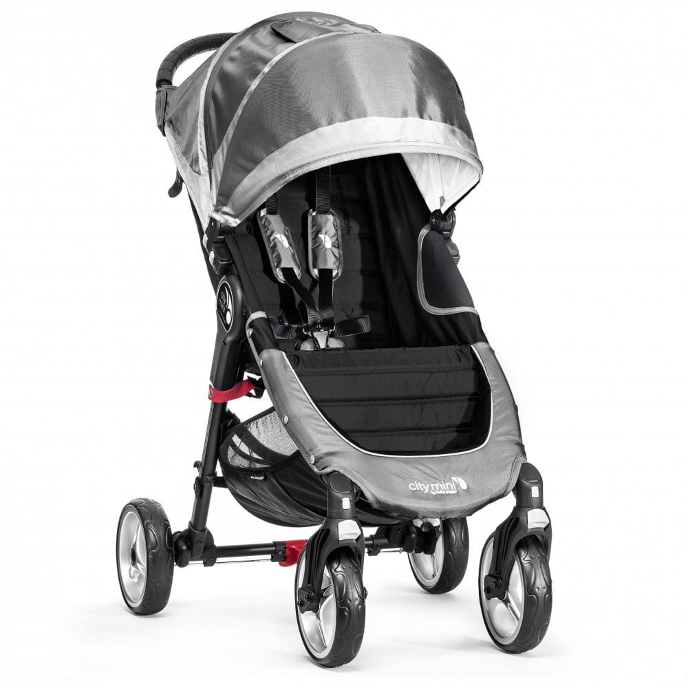 Baby Jogger City Mini 4 Wheel Stroller Availabe At W H