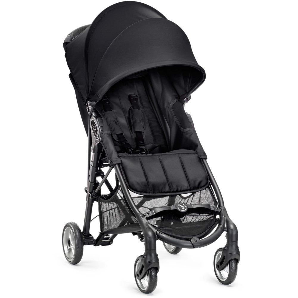 Baby Jogger City Mini ZIP Stroller Black From W H Watts ...