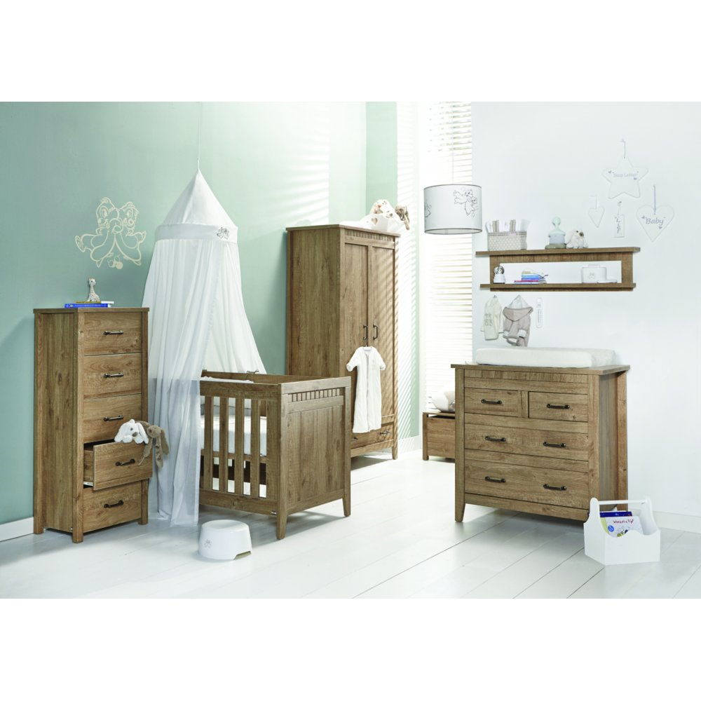 babystyle chateaux nursery furniture set from w h watts. Black Bedroom Furniture Sets. Home Design Ideas