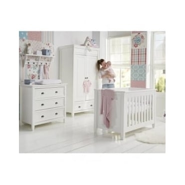 Babystyle Marbella Nursery Furniture Set