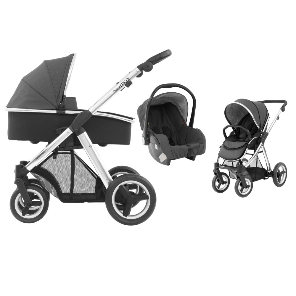 Babystyle Oyster Max 2 Travel System At W H Watts Pram Centre