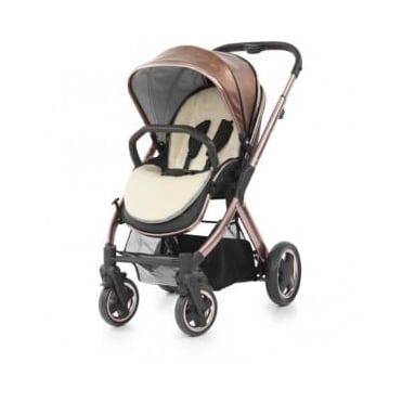 Babystyle Oyster Stroller Gold Rose Special Edition - Copper