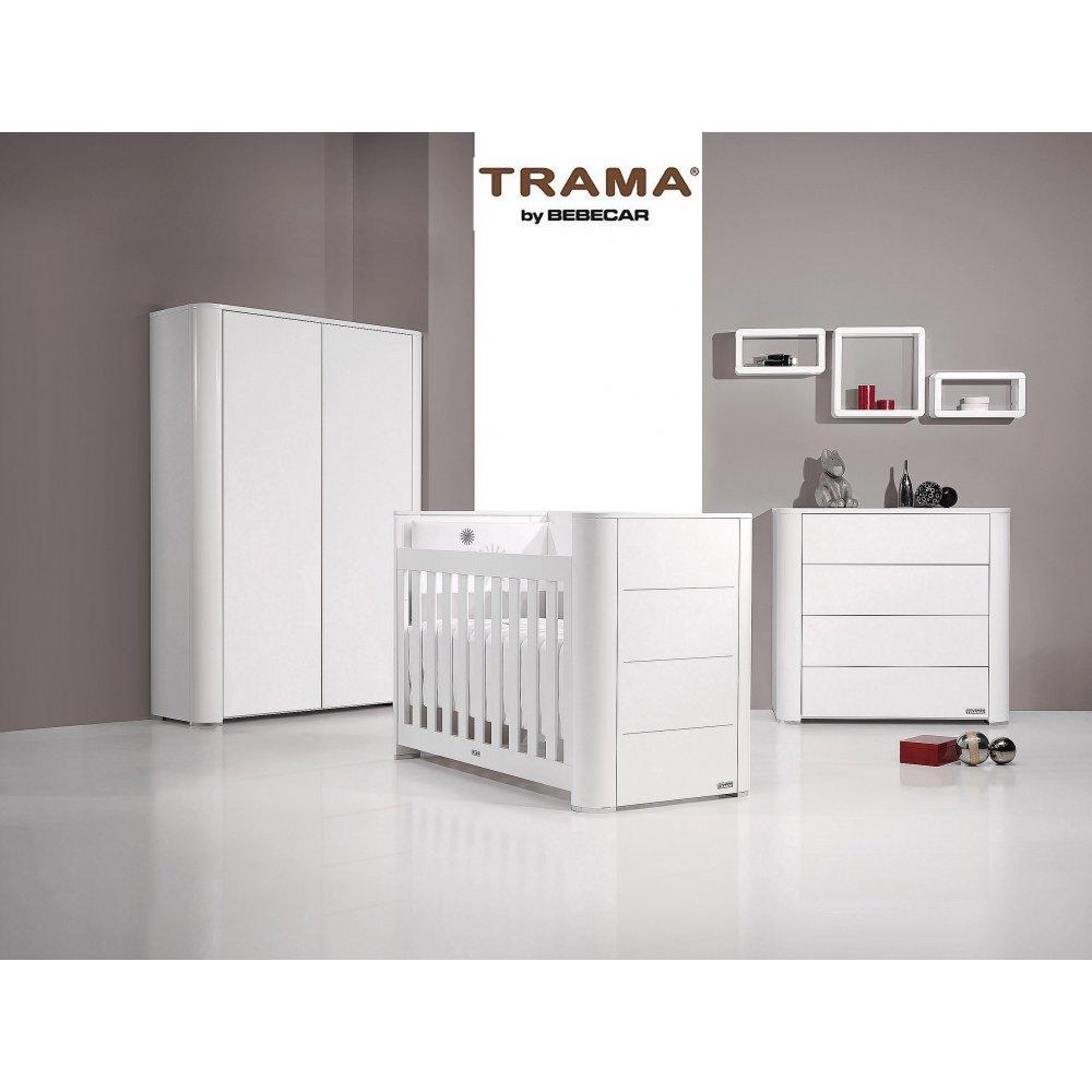 Bebecar Trama Arc Nursery Furniture Set