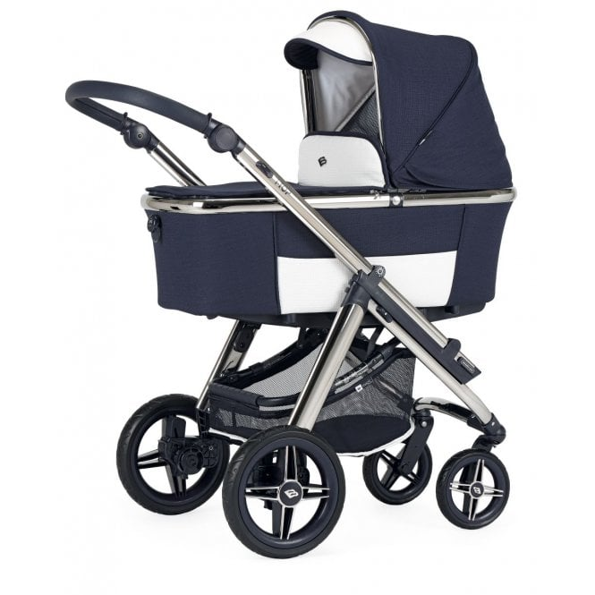 Bebecar I Top Magic Combination Pram - Naval Blue