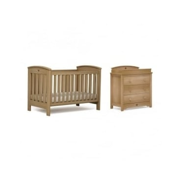 Boori Classic 2 Piece Nursery Furniture Set