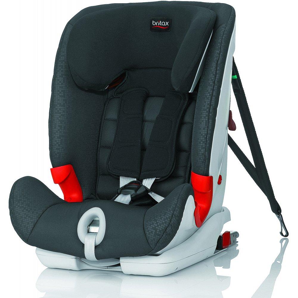 Britax Advansafix Group 1-2-3 Car Seat At W H Watts Nursery Store