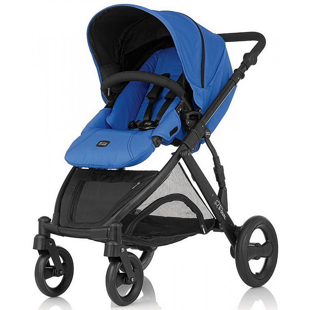 britax b dual 4 stroller pushchair buggy pram. Black Bedroom Furniture Sets. Home Design Ideas