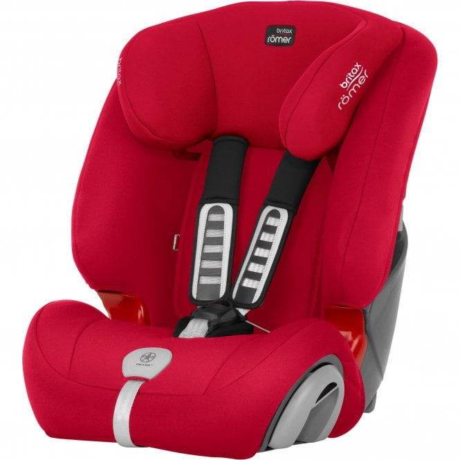 Britax Römer Evolva 123 Plus Car Seat
